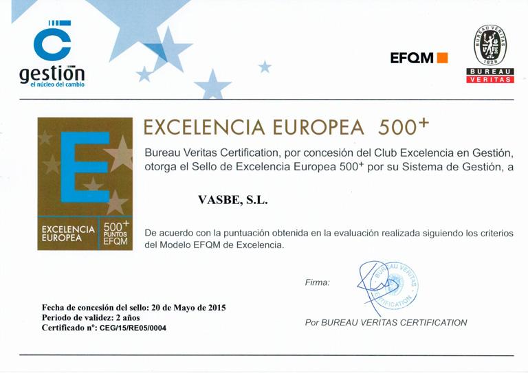 EFQM 500+