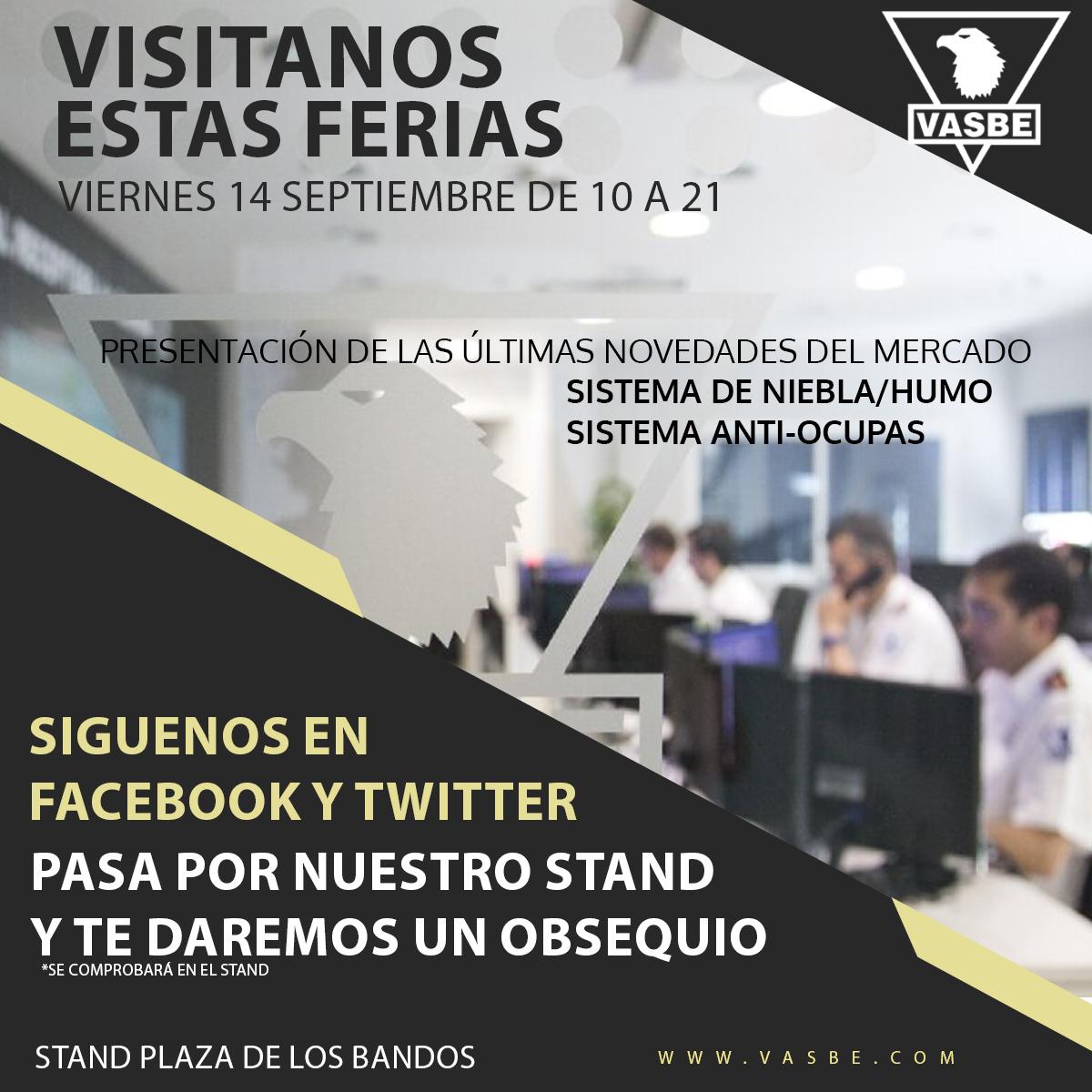 Ferias de Salamanca 2018