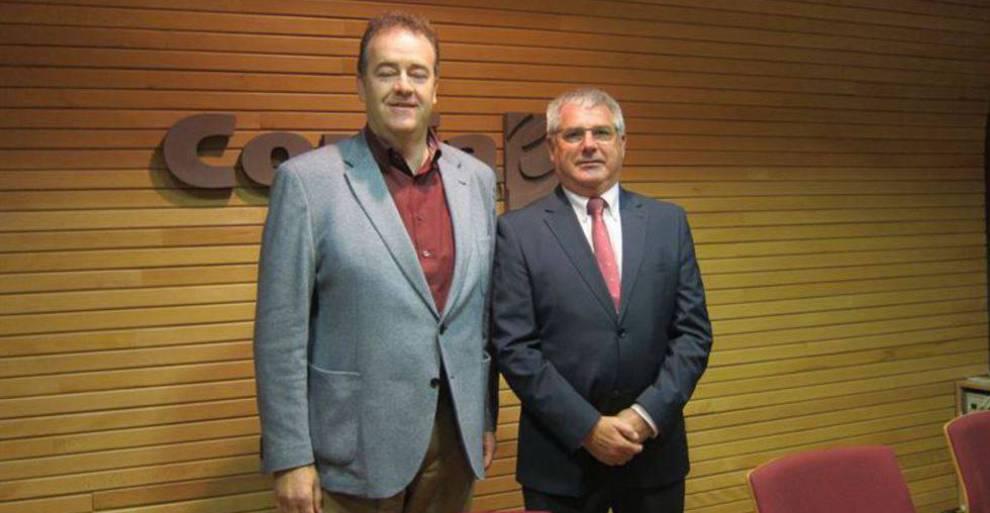 Vasbe, empresa de seguridad, Cecale de Oro de los empresarios salmantinos